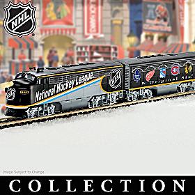 NHL® Original Six™ Express Train Collection