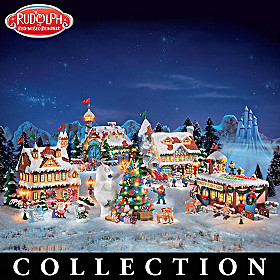 Rudolph The Red Nosed Reindeer® Village Collection