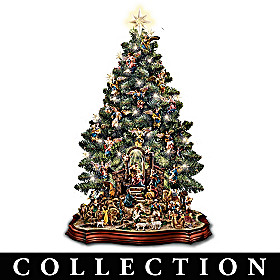 Nativity Christmas Tree Collection