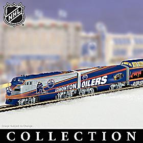 Edmonton Oilers® Express Train Collection