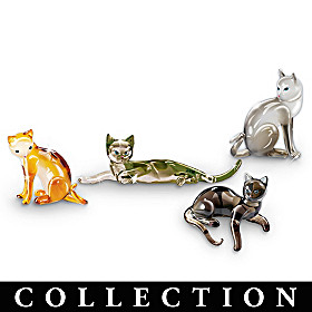 Cat-itudes Figurine Collection