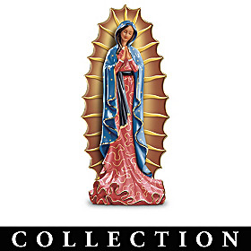 Our Lady Of Guadalupe Figurine Collection