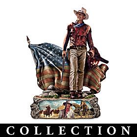 John Wayne: American Hero Sculpture Collection