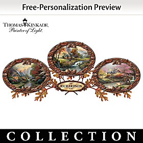 The Warmth Of Home Personalized Wall Decor Collection