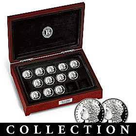 The Complete U.S. Morgan Proof Coin Collection