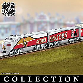 Ottawa Senators® Express Train Collection
