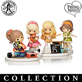 Precious Moments A King-Sized Love Figurine Collection