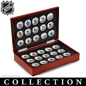 NHL® Centennial Medallion Collection