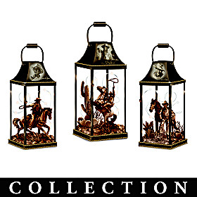 John Wayne: Hollywood Luminary Lantern Collection