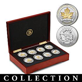 O' Canada Commemorative Medallion Collection