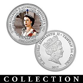 Queen Elizabeth II Jubilee Coin Collection