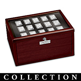 U.S. Statehood Ingot Collection