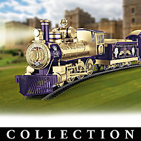 Long May She Reign Express Train Collection
