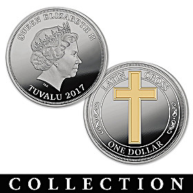The 2017 Christian Cross Coin Collection