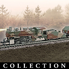 WWII Armored Express Train Collection