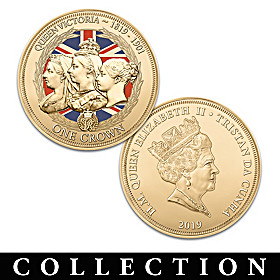 The Queen Victoria Crowning Moments Coin Collection