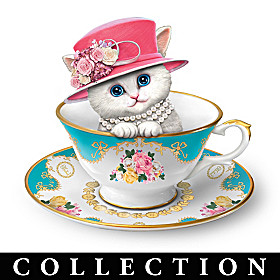 Crowning Meow-ments Figurine Collection