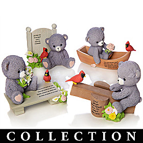 Faithful Fuzzies Forever In My Heart Figurine Collection