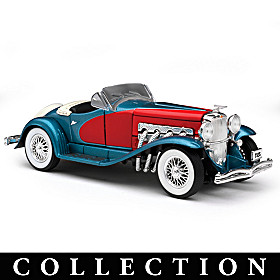 A Collection Of Luxury Diecast Car Collection