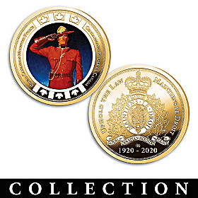 RCMP Proof Coin Collection