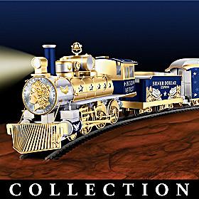 Silver Dollar Express Train Collection