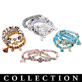 Beauty Of Nature Bracelet Collection