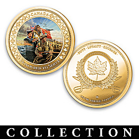 Honoured To Serve Proof Collection