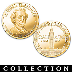 The Prime Ministers Of Canada Tribute Proof Collection