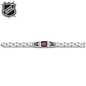 Montreal Canadiens® Men's Bracelet