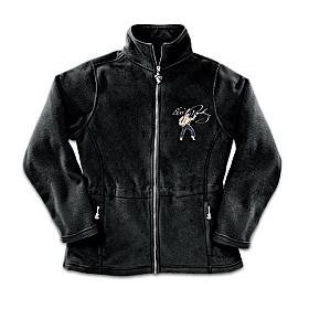 Elvis: Dressed To Thrill Fleece Jacket