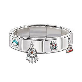 Sacred Spirits Italian Charm Bracelet