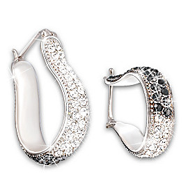 Night And Day Reversible Earrings