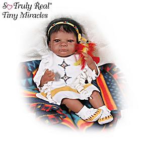 Baby Swift Deer Baby Doll