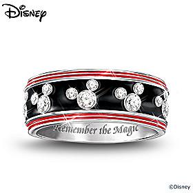 The Magic Of Mickey Women's Ring