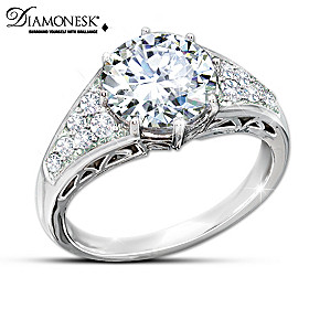 Reign Of Romance Ring