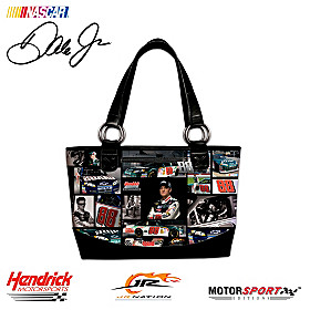 Dale Earnhardt, Jr. Classic Tote Bag