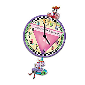 It's Always Time For Happy Hour Clock