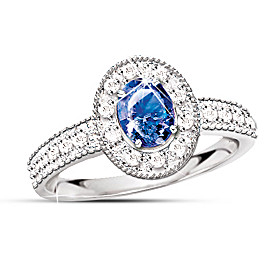 The Legend Of The Sapphire Ring
