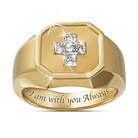 Devotion Diamond Men's Ring