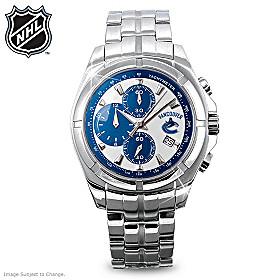 Vancouver Canucks® Chronograph Men's Watch