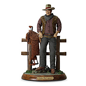 Duke: The Legend Sculpture