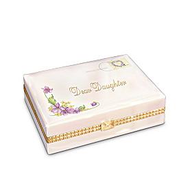 Dear Daughter Music Box