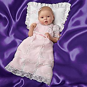 Princess Charlotte Of Cambridge Commemorative Baby Doll