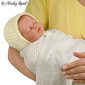 Princess Charlotte's Royal Homecoming Baby Doll
