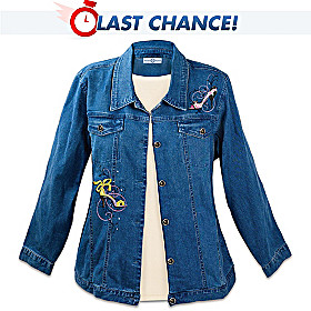 Steppin' Out Women's Jacket