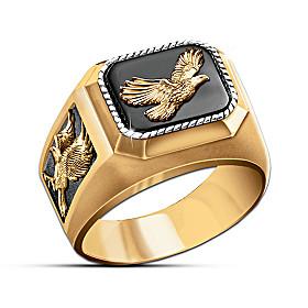 Soaring Eagle Ring