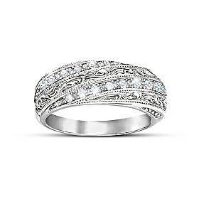 Diamond Elegance Ring