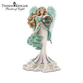 Guardian Of The Garden Of Prayer Figurine