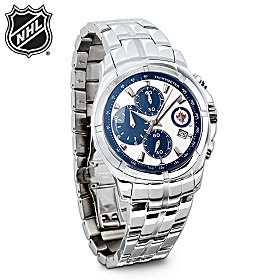Winnipeg Jets™ Chronograph Men's Watch