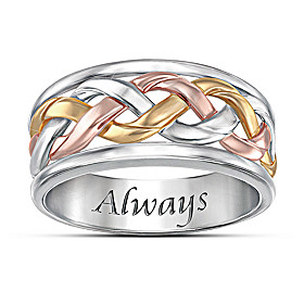 Strength Of Our Faith Ring